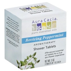 Peppermint Shower Tablets