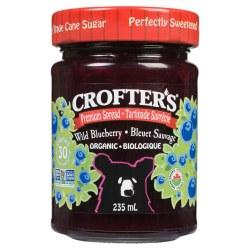 Blueberry Blast Spread, Organic