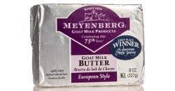 Goat Milk Butter