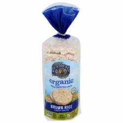 Organic Brown Rice Cakes