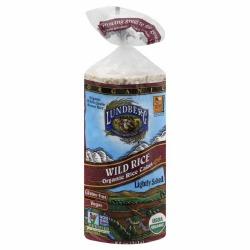 Wild Rice Cakes, Organic