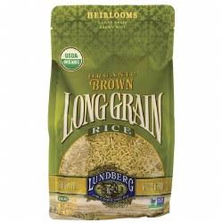 Brown Rice, Long Grain, Organic
