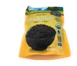 Black Thai Rice, Organic