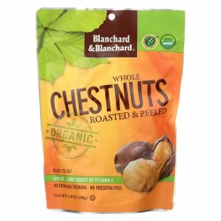 Organic  Roasted Chestnuts