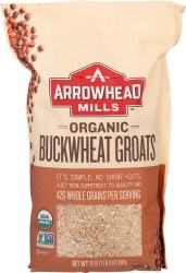 Buckwheat Groats, Organic
