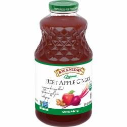 Beet Apple Ginger Juice, Organic