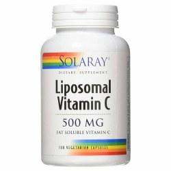 Liposomal Vitamin C, 500mg