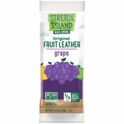 Fruit Leather, Grape