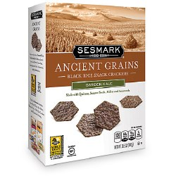 Ancient Grain Crackers, Garden Kale