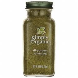 All Purpose Seasoning, Organic
