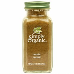 Cumin, Organic