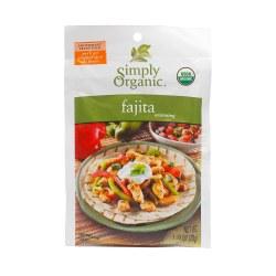 Fajita Seasoning Mix, Organic