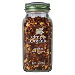 Crushed Red Pepper, Org