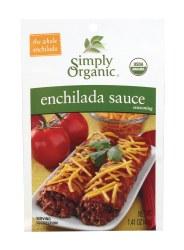 Enchilada Sauce Mix, Organic