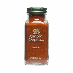 Cayenne Pepper, Organic