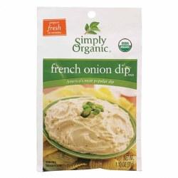 French Onion Dip Mix, Organic