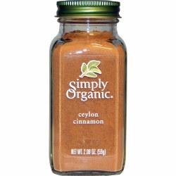 Ceylon Cinnamon, Organic