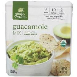 Guacamole Mix, Organic