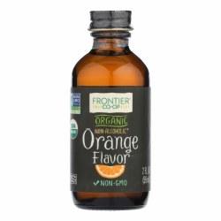 Orange Flavor, Organic