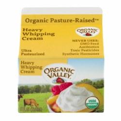 Heavy Whipping Cream, Organic