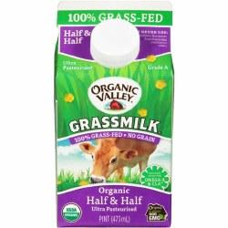 Half & Half, Grassmilk, Organic