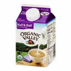 Organic Half & Half