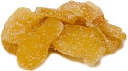 Ginger Slices, Crystallized