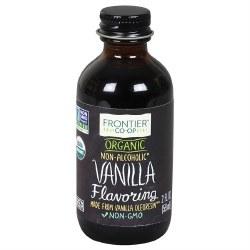 Organic Vanilla Flavoring