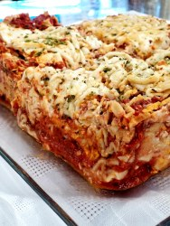 Lasagna, Spinach