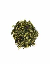 Blueberry Green Kukicha, Organic