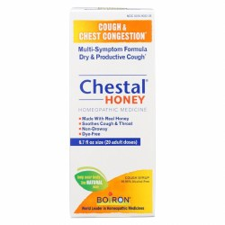 Chestal Adult Honey Cough Syrup