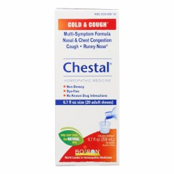 Chestal Adult Cold & Cough Syrup