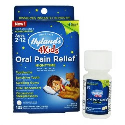 Oral Pain Relief 4kids, Night