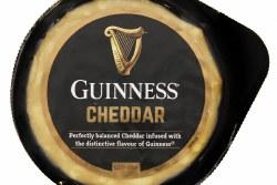 Cheddar, Guinness