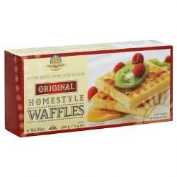 GF Homestyle Waffles