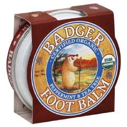 Foot Balm, Organic