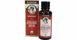 Aftershave Moisturizing Face Oil