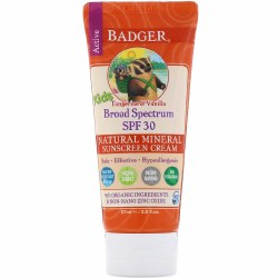 Kids Sunscreen SPF 40, Tangerine Vanilla