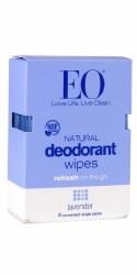 Lavender Deodorant Wipes