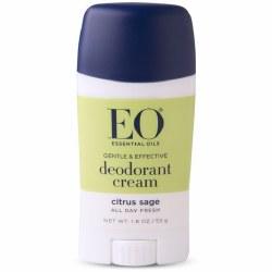 Citrus Sage Deodorant Cream