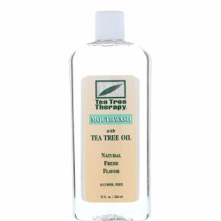 Mouthwash with Tea Tree Oil