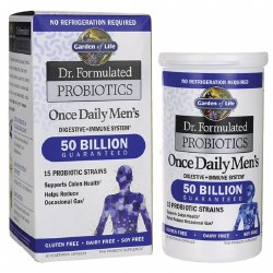 Once Daily Men's Probiotic