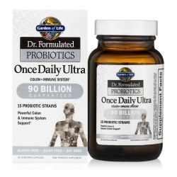 Once Daily Ultra Probiotic 90 Billion