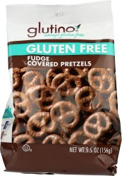 GF Chocolate Covered Pretzels