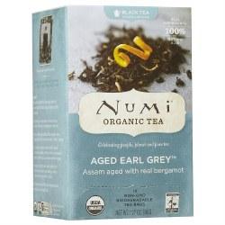 Aged Earl Grey Tea