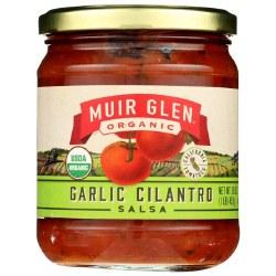 Garlic Cilantro Salsa, Organic