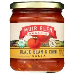 Black Bean & Corn Salsa, Organic