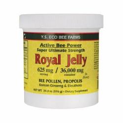 Royal Jelly, Propolis, & Bee Pollen