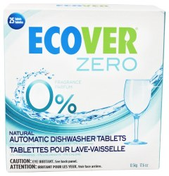 Auto Dishwasher Tablets, Zero