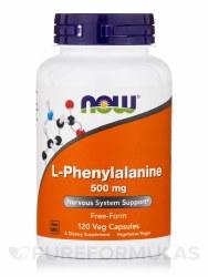 L-Phenylalanine 500 mg       .